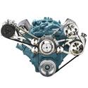 Pontiac 350 - 400, 428, 455 V8 Beast Serpentine Systems
