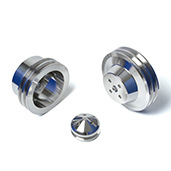 CVF Ford 3 Bolt Crankshaft Pulleys