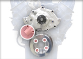 CVF Ford 4 Bolt Crankshaft Pulleys - Special