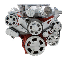 Chevrolet LSA and LS9 Supercharged Engines