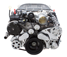 Chevrolet LT4 Generation Four Engines
