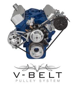 CVF V-Belt Kit