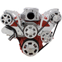 Chevy LS1, LS2, LS3, LS6 and LS7 Serpentine Systems
