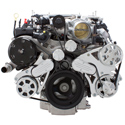 Chevy LT4 Supercharged Generation V / 5 Wraptor Serpentine Systems