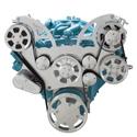 Pontiac 350 - 400, 428, 455, and V8 Wraptor Serpentine Systems